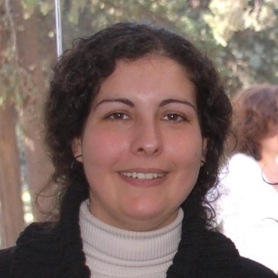 Heliana Luparello :  Investigadora Asistente