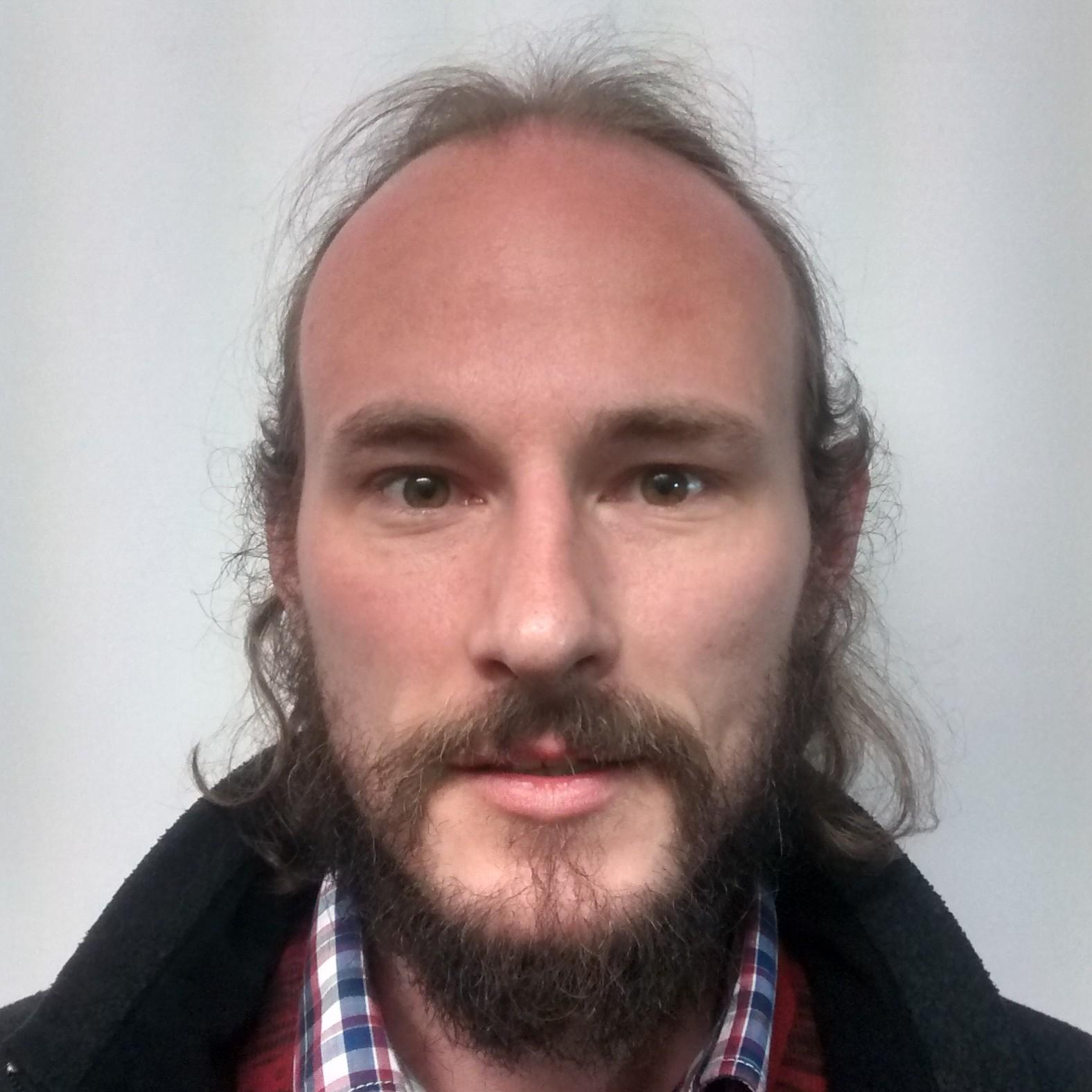 Federico Stasyszyn : Investigador Asistente