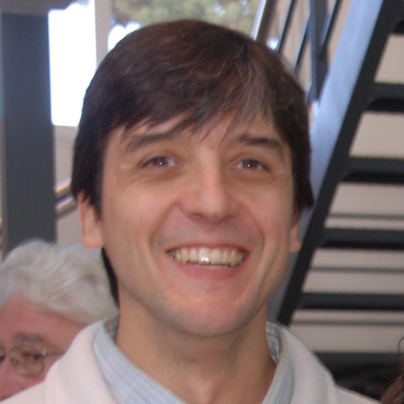 Carlos Valotto : Investigador Adjunto - Profesor Adjunto