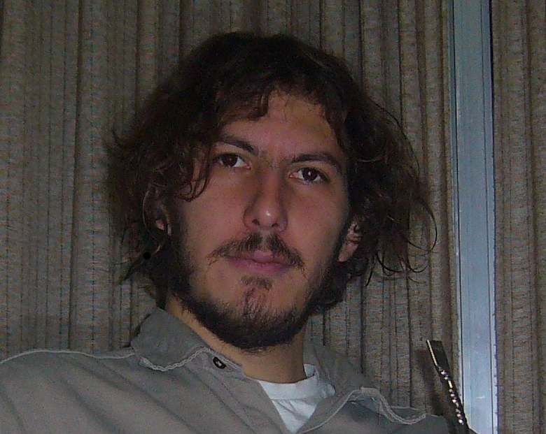 Eduardo Schmidt : Beca Interna Doctoral