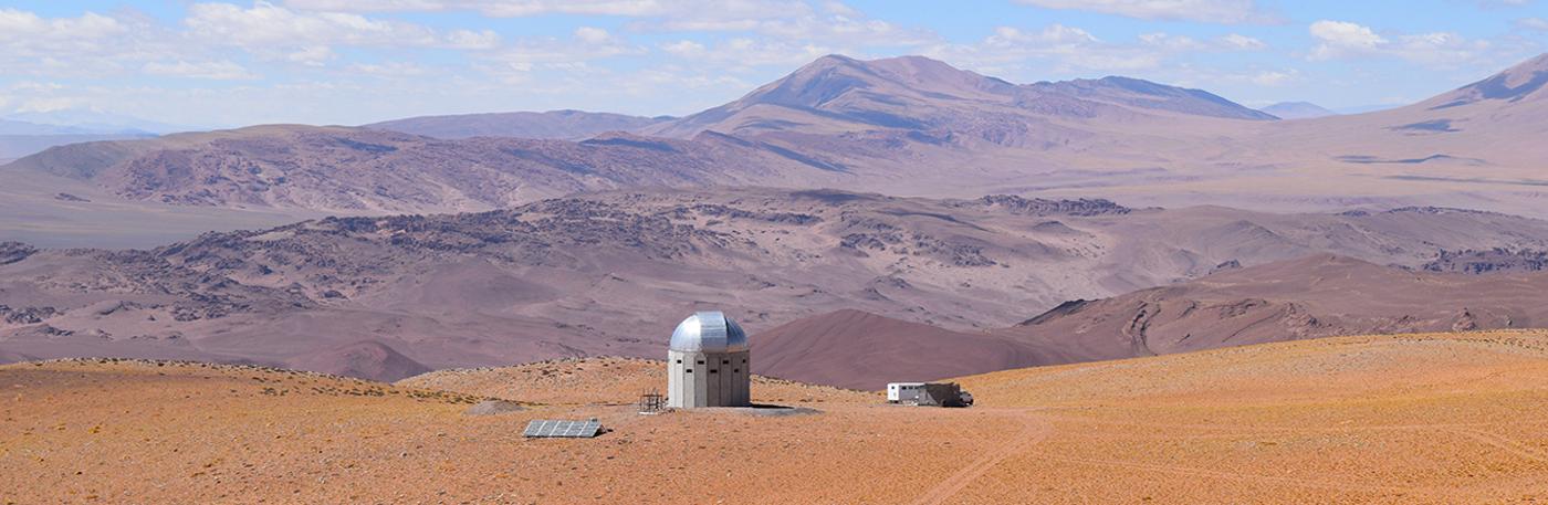 Inicio de campañas 2017 al Centro Astronómico Macón