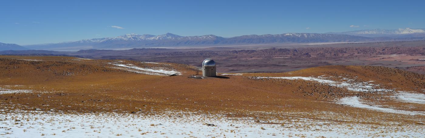 Centro Astronómico Macón